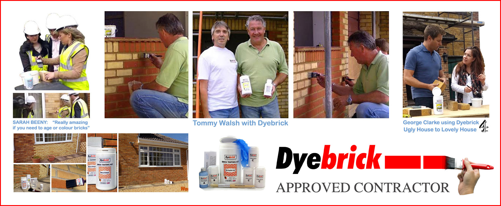 Dyebrick Approved Contractor